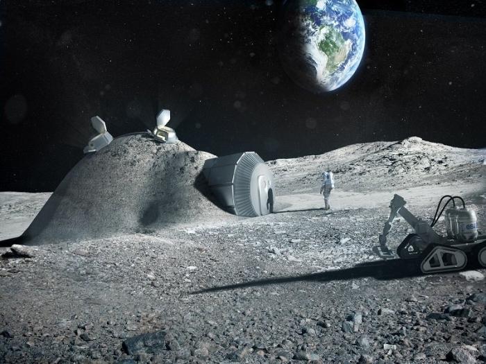 космічна програма Село на Місяці