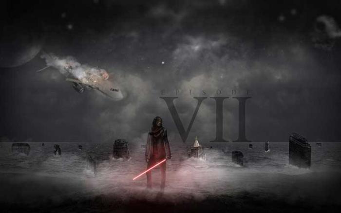 Зоряні війни eпізод VII