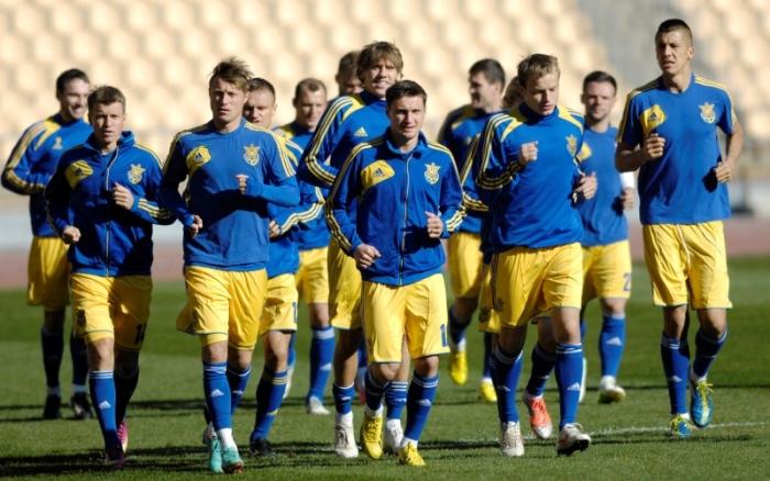 збірна україни по футболу
