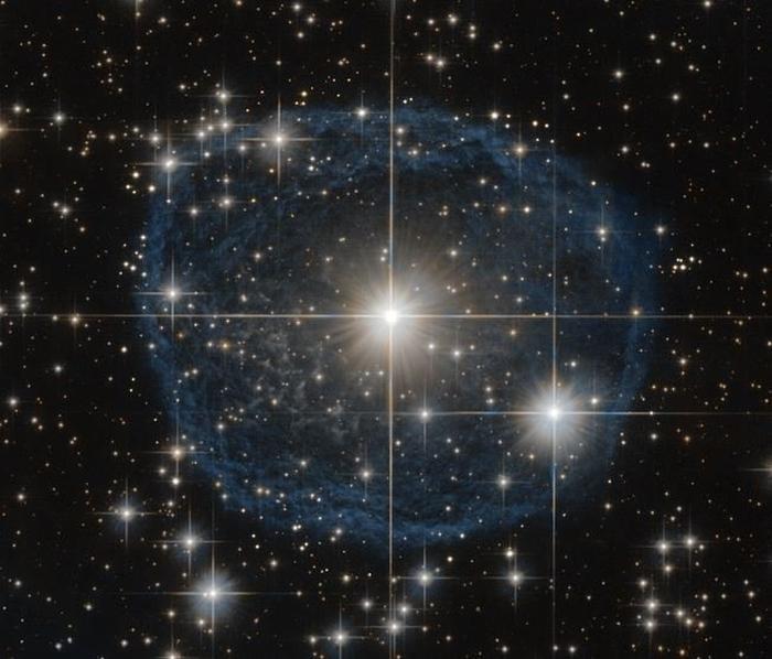 зірка WR 31a