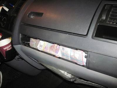 контрабанда готівки з росії