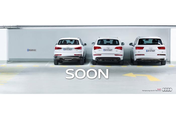 Audi сімейства Q