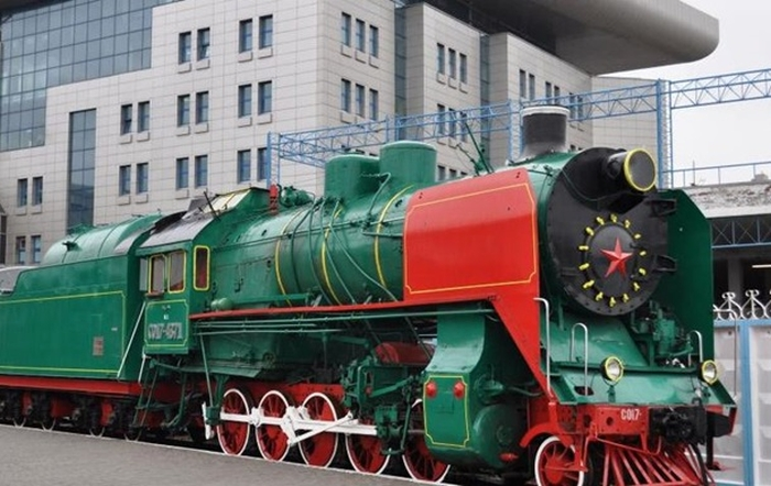 ретро-поїзд