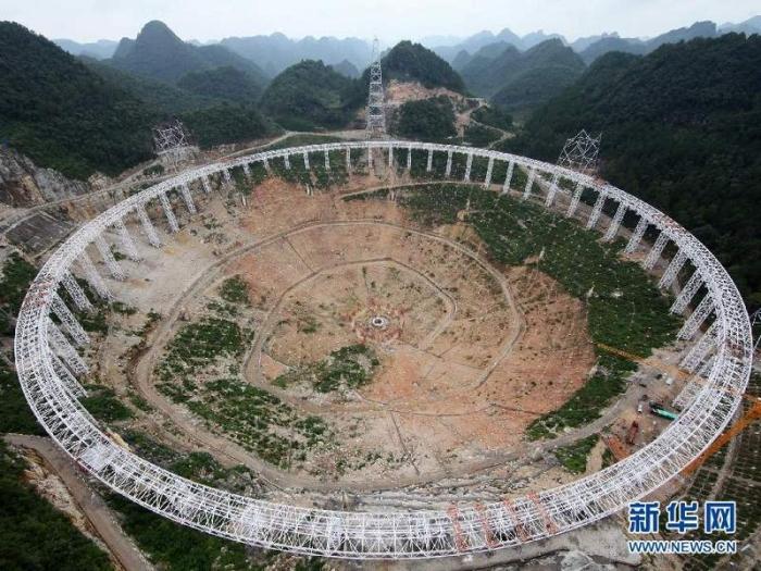 найбільший в світі радіотелескоп