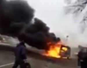 теракт на посту в дегестані