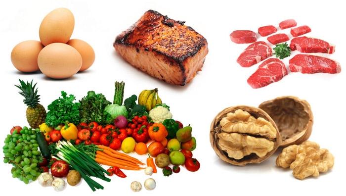 дозволені продукти на палеодієті