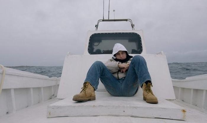 кадр з фільму вогонь в морі