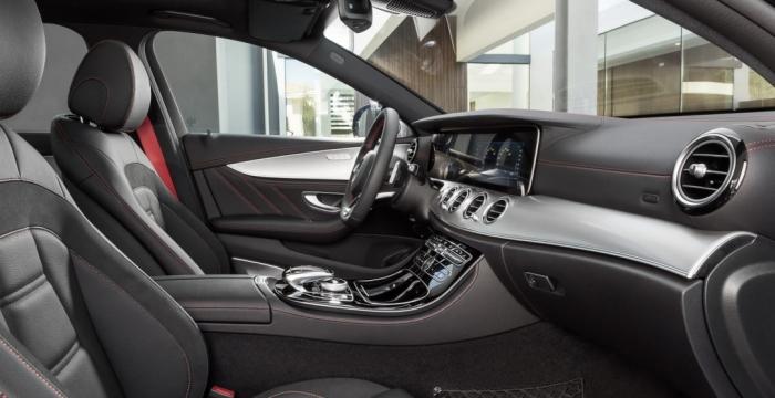 Mercedes-Benz E-Class AMG E 43 4MATIC 2017