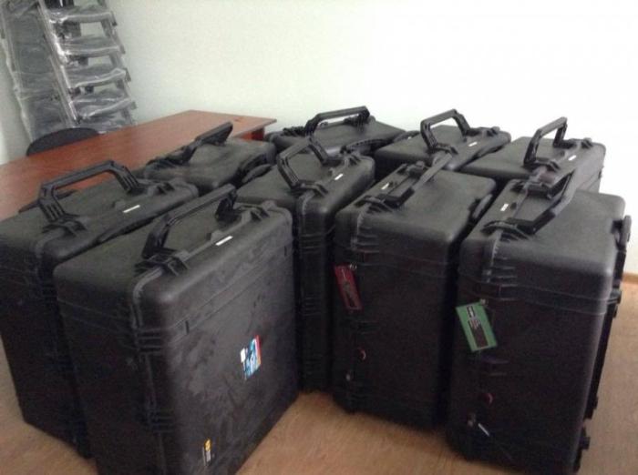 ФБР передало НАБУ спецкомпьютери