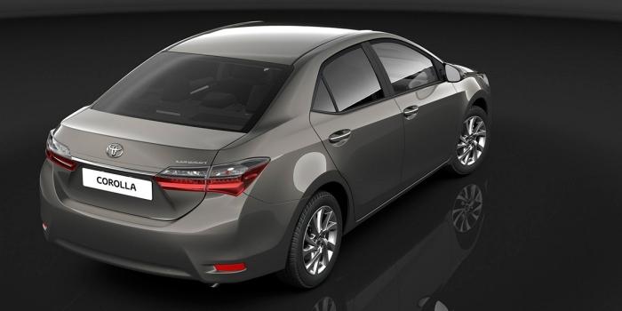 Toyota Corolla для європейського ринку