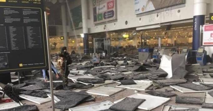 брюссель теракти
