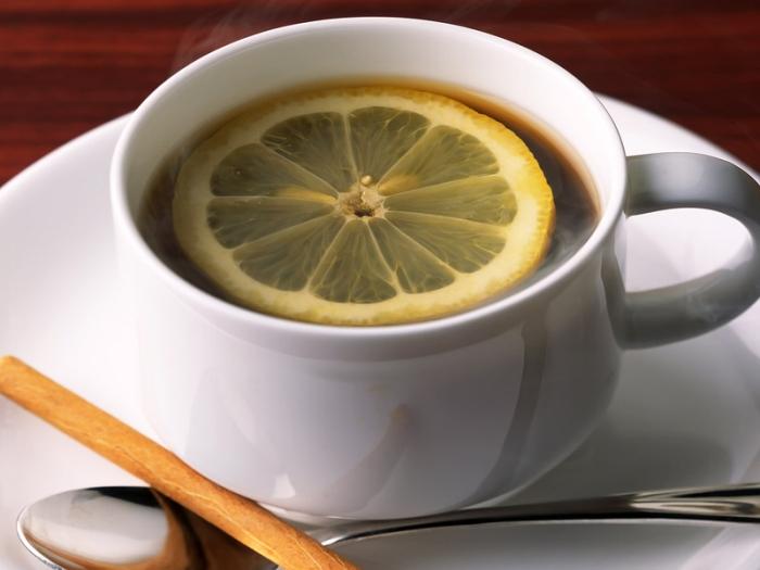чашка чаю