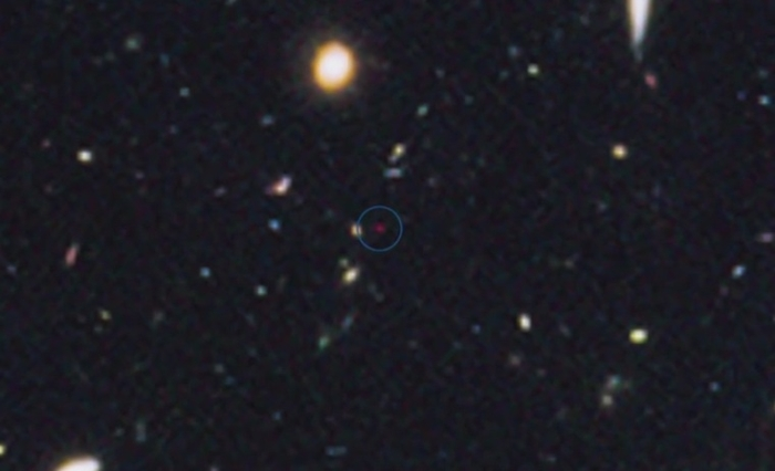галактика GN-z11