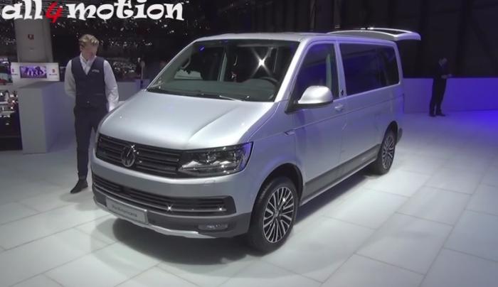 Volkswagen Multivan Panamericana Edition VW T6