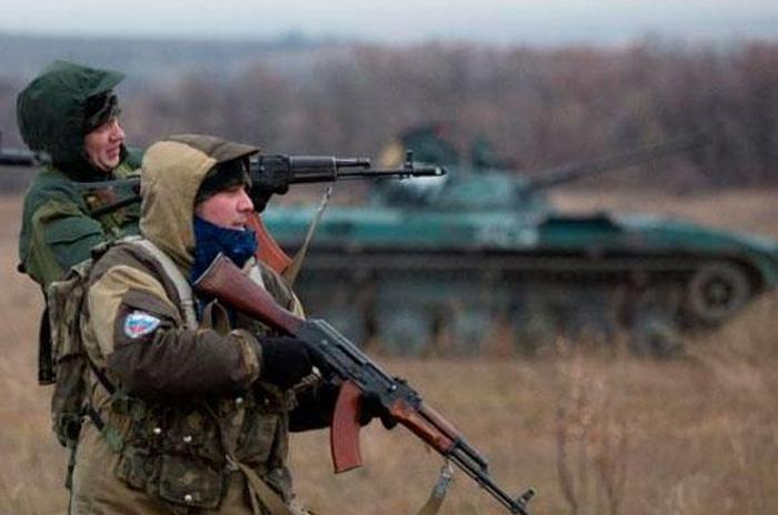 проросійські бойовики ато