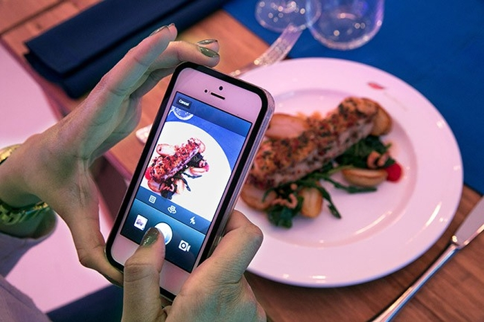 фотографування їжі
