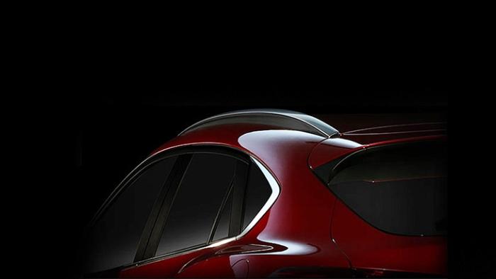 Mazda CX-4 2016 тизер