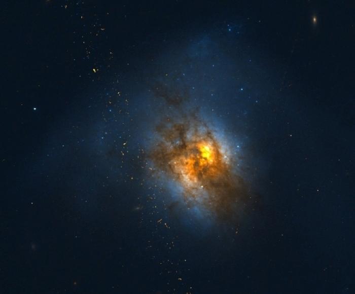 галактика Arp 220