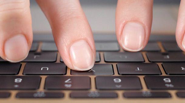 стандартна клавіатура