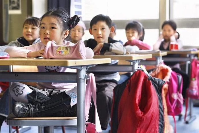школа китай