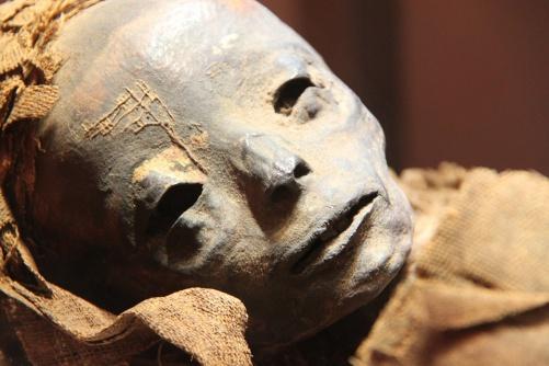 мумія в перу