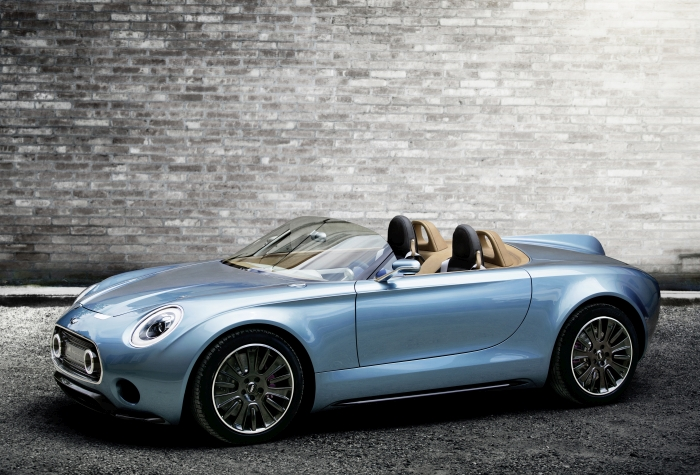 MINI Superleggera Roadster