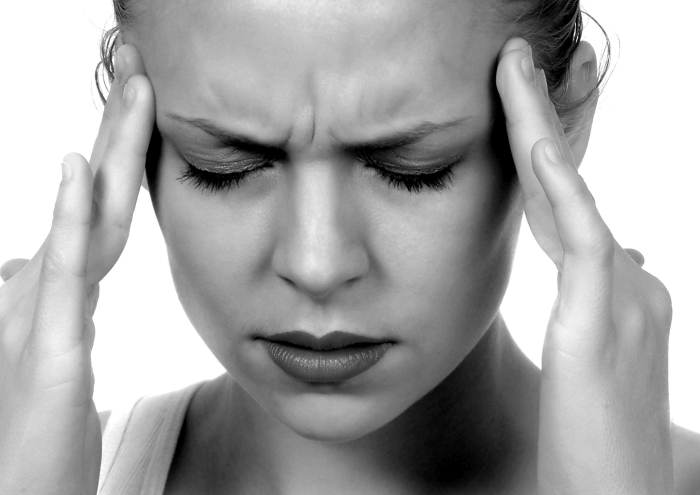 біль головний