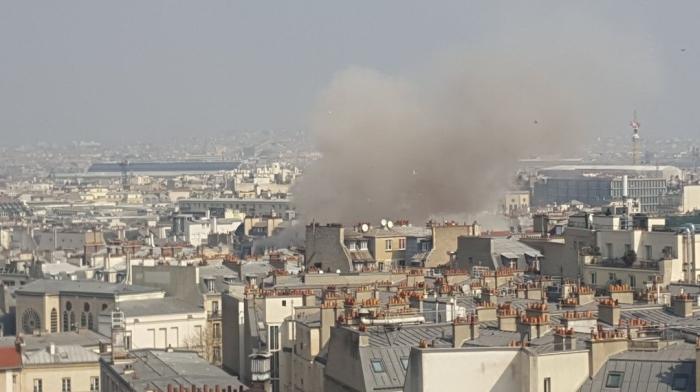 вибух в житловому будинку парижа