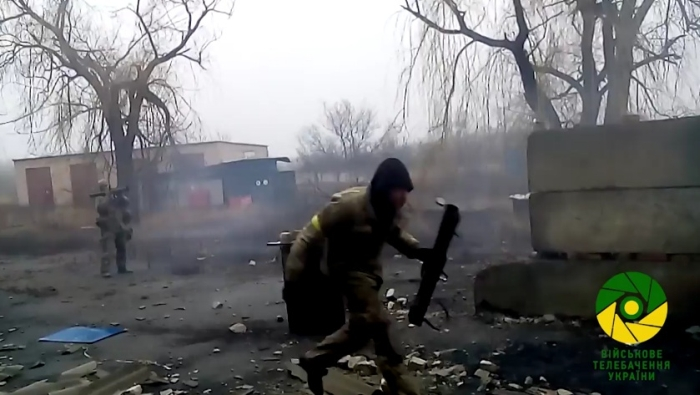 відбиття атаки в Авдіївській промзоні