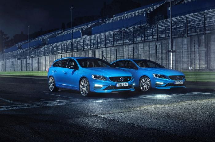 Volvo S60 і V60 Polestar
