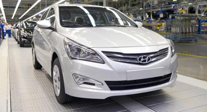 Hyundai Solaris 2015