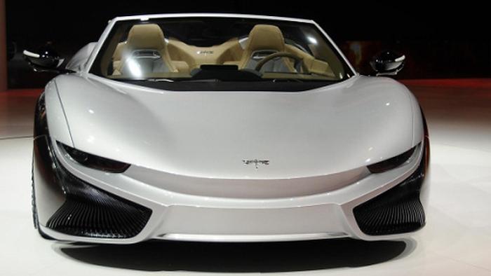 Qiantu K50 Roadster
