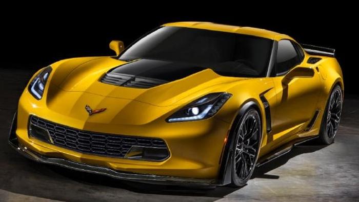 Сhevrolet Corvette