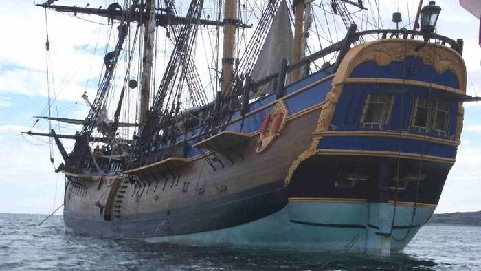 корабель капітана Кука