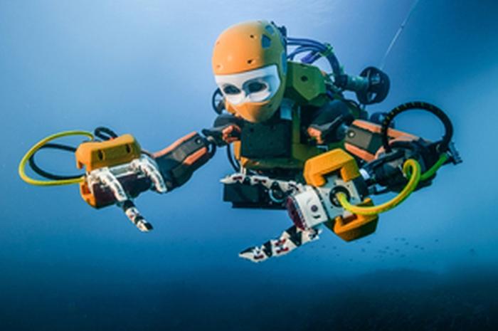 робот-русалка