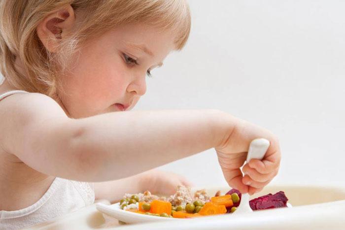 прийом їжі дитина