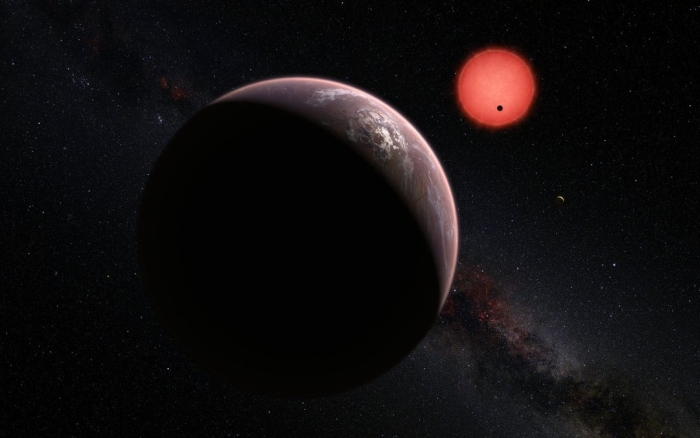 зоряна система TRAPPIST-1