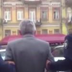 затримано нападника на дружини секретаря РНБО