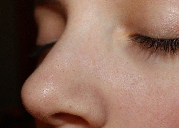 ніс людини