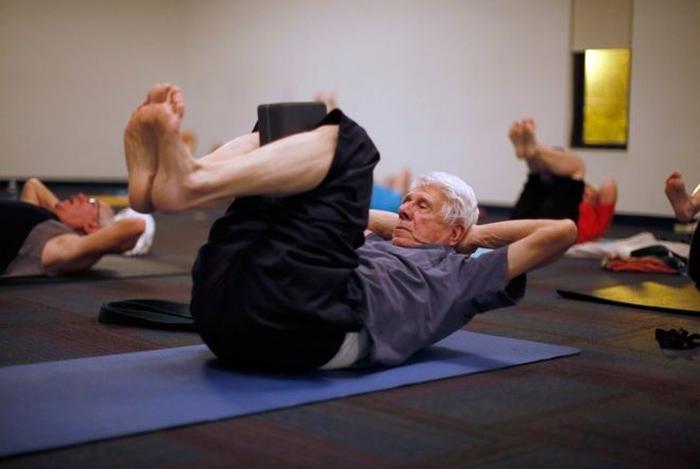 фізична активність літні люди