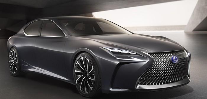 Концепт Lexus LF-FC