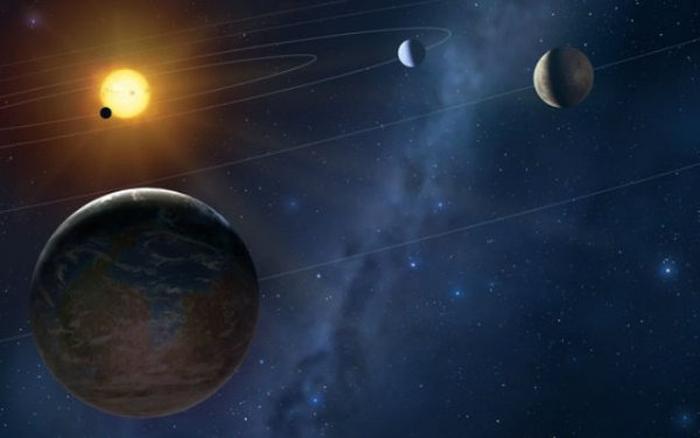 система Kepler-223