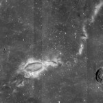 візерунки на Місяці