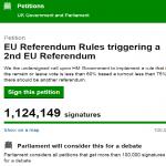 петиція британії про повторний референдум