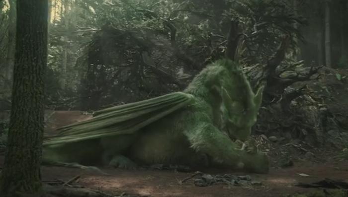 Піт і його дракон