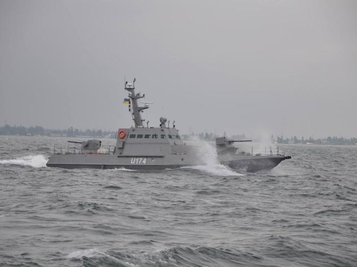 малі броньовані артилерійські катери ВМС ЗСУ