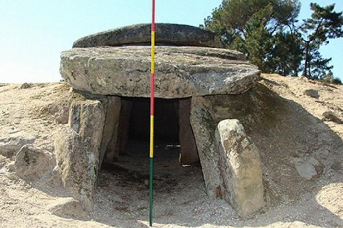 гробниця в португалії