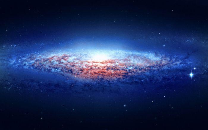 галактики смітять
