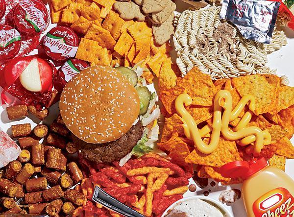 погане харчування