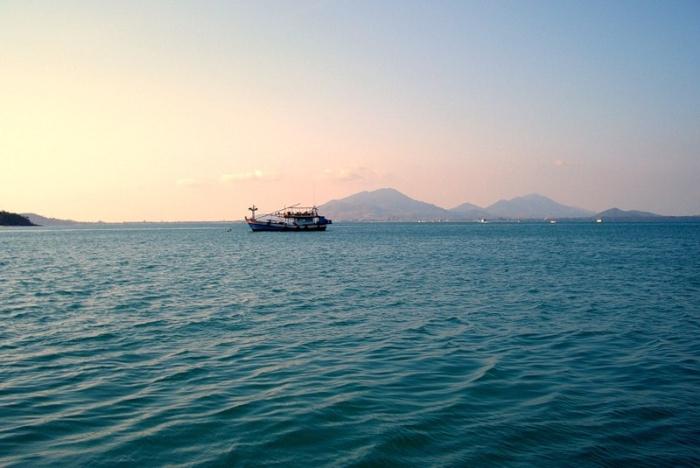 Південно-Китайське море